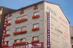 Hotel Les Neus, Comptes de Foix, 2, AD200, Pas de la Casa