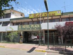 Hotel Plaza Los Andes, Manuel Rodriguez 368, 2100000, Los Andes