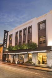 Hotel Cuenca, Borrero 10-69 Y Gran Colombia, 010150, Cuenca