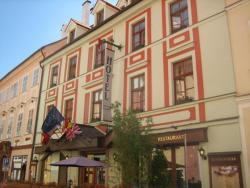 Hotel Barbarossa, Jatecni 7, 35002, Cheb