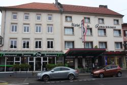 Hôtel La Renaissance, 31 rue des Cristalleries, 54120, Baccarat
