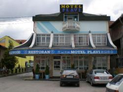 Motel Plavi, Maršala Tita bb Jelah, 74260, Tešanj
