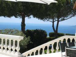 Amazing View and Luxe Cannet Villa, 50 Voie Julia, 06110, Le Cannet
