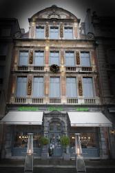 Hotel Mille Colonnes, Martelarenplein 5, 3000, Leuven