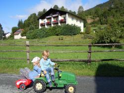 Pension Geissler, Sonnleiten 76, 8832, Oberwölz Stadt