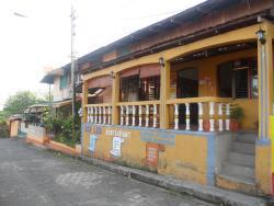 Cabinas leyko, Casa Cural dos cuadras oeste , Rio San Juan,, San Carlos