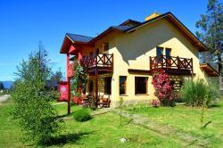 Hostel Mandala, Los Maitenes esquina Amancay, Barrio Los Arrayanes, 8430, 埃博森