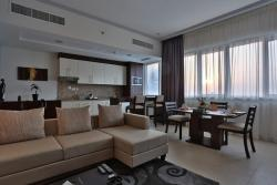 Bin Majid Tower Hotel Apartments, Al Mina Road, Abu Dhabi,, Абу-Даби