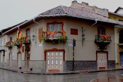 Hotel Posada del Rey, Benigno Malo 6-91 y Presidente Cordova, 010150, Cuenca