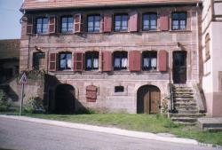 Chambre d'Hôtes chez Nadine Hamm, 45 Rue Principale, 67340, Weiterswiller