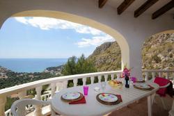 Apartment with terrace, garden in Moraira, Calle Puerto Rey, 7, 03724, Cumbre del Sol