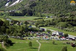 Folven Camping, Folven, 6798, Hjelle