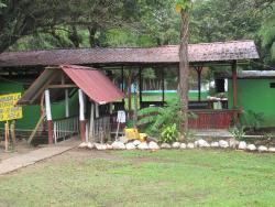 Waterfall Hostel, Boquete Road s/n,, Los Anastacios