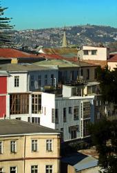 Hotel Latitud 33º Sur, Pasaje Templeman #183 Cerro Concepción, 2340000, Valparaíso