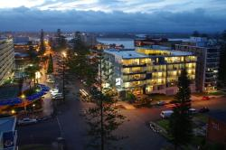 Macquarie Waters Boutique Apartment Hotel, 11 Clarence Street, 2444, ポート・マッコリー