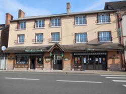 Hôtel le Lion d'Or, 23 Boulevard de la République, 41300, Salbris