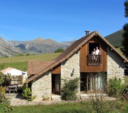 Gite Le Clos de Lumière, 644 chemin de haute correo, 05400, La Roche-des-Arnauds