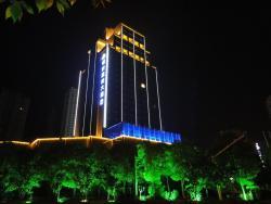 Days Hotel & Suites Heng'an Chongqing, No.26 Nanyuan Road, Nanchuan District, 408400, Nanchuan