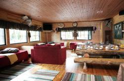 Parpalandia Cottages, Rajalantie 209, 97140, Muurola