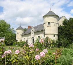 Le Manoir de Champfreau, 8, rue de la Croix des Noues, Varennes-sur-Loire, 49730, Turquant