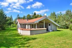 Holiday home Farsø 679 with Terrace,  9640, Ertebølle