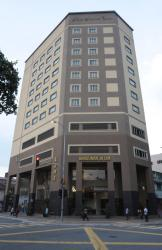 Hotel Summer View, 165, Jalan Sultan Abdul Samad, Off Jalan Tun Sambathan 4, Brickfields, 50470 Kuala Lumpur