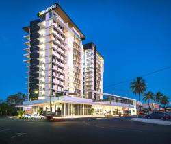 Empire Apartment Hotel Rockhampton, 5 East Street, 4700, Rockhampton