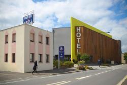 Inter-Hotel De La Chaussairie, 30 avenue de La Chaussairie, 35131, Chartres-de-Bretagne