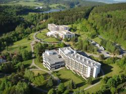Hotel Harmonie, Jurkovičova Alej 858, 763 26, Luhačovice