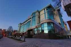 Asia Grand Hotel, Tursunzada Street 21A, 735450, Dushanbe