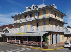 Hôtel des Palmistes, 12 avenue du Général de Gaulle, 97300, Cayenne