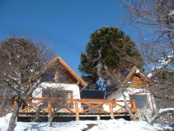 Cabañas Altos de Moquehue, Ruta Provincial 11 nro 21, 8345, Moquehue