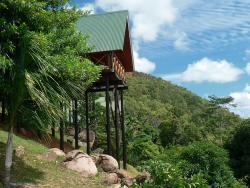 Mango Lodge, Anse Volbert, Côte d'Or,, Anse Volbert Village