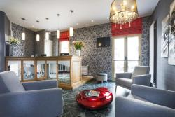 Hotel Charlemagne, 1 Rue Charcot, 92200, Neuilly-sur-Seine