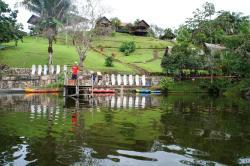 Lago Lindo, Laguna Azul s/n - El Sauce,, Sauce