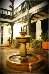 Hotel Antonio Nariño, Carrera 9 Numero 10-34, 150440, Villa de Leyva