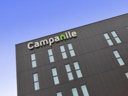 Campanile Belfort Montbeliard - La Jonxion, 1 avenue de la Gare TGV, 90400, Meroux