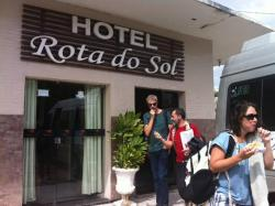 Hotel Rota do Sol, Rua Rui Barbosa, 685, 58700-060, Patos