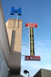 Hostal Restaurante La Masía, Avenida Italia, 50, 12540, Villareal
