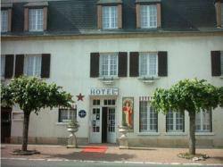 Hôtel l'Ermitage, 5 Rue Du Général Leclerc, 58220, Donzy