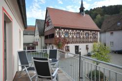 Gästehaus am Rathausplatz, Rathausplatz 4, 95339, Wirsberg