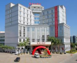 Habour Plaza Hotel, The crossing of Chaoshan Road and Feiyun Street, Chao An District, 515638, Chaozhou