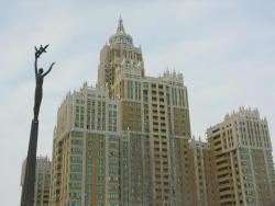 Triumph Astana Hostel, Kabanbay Batyr Avenue 11/ (6th section) 18 floor  Apt 386, 010000, Astana