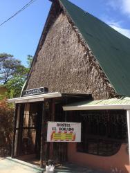 Hostel El Dorado, 200 metros oeste de la iglesia catolica , 50205, Sámara