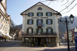 Hotel Krone, Kronenplatz 10, 7310, Bad Ragaz