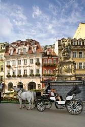 Promenáda Romantic & Wellness Hotel, Tržiště 31, 360 01, Karlovy Vary