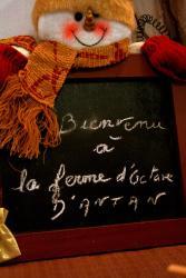 A L'Antan - La Ferme D'Octave, 9, rue du Presbytere, 17770, Saint-Hilaire-de-Villefranche