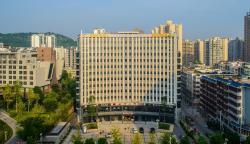 Shidu Purple Yuet Hotel, 377 Wuxing Avenue, Tangxiang Street, Dazu District, 402360, Dazu