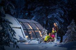 Lapland Igloo, Keskustie 10, 97700, Ranua