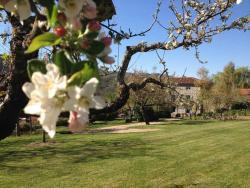 Les Jardins d'Anna - Chambres d'hôtes, Lieu dit Tapon, 43380, Tapon